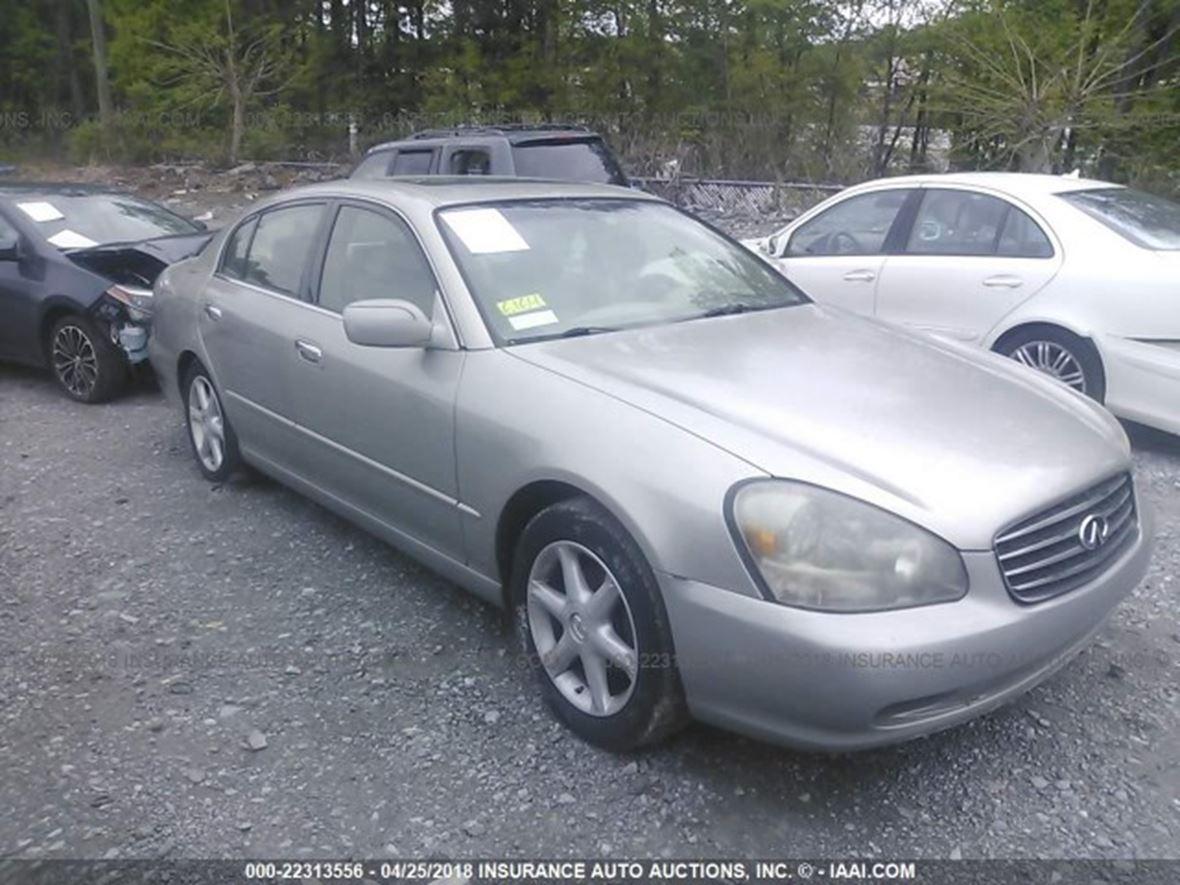 2003 Infiniti Q45 Private Car Sale In Atlanta Ga 30331