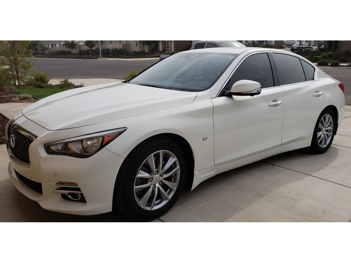 2014 Infiniti Q50 for sale by owner in Keyes