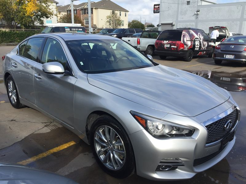 Cars For Sale By Owner In Houston Tx Best Car Finder: 2016 Infiniti Q50 For Sale By Owner In Houston, TX 77299