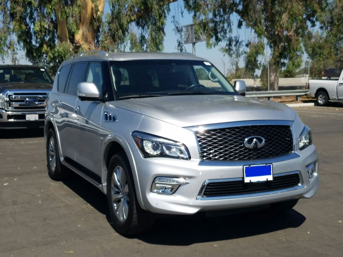 2017 Infiniti QX80 for sale by owner in Lilburn