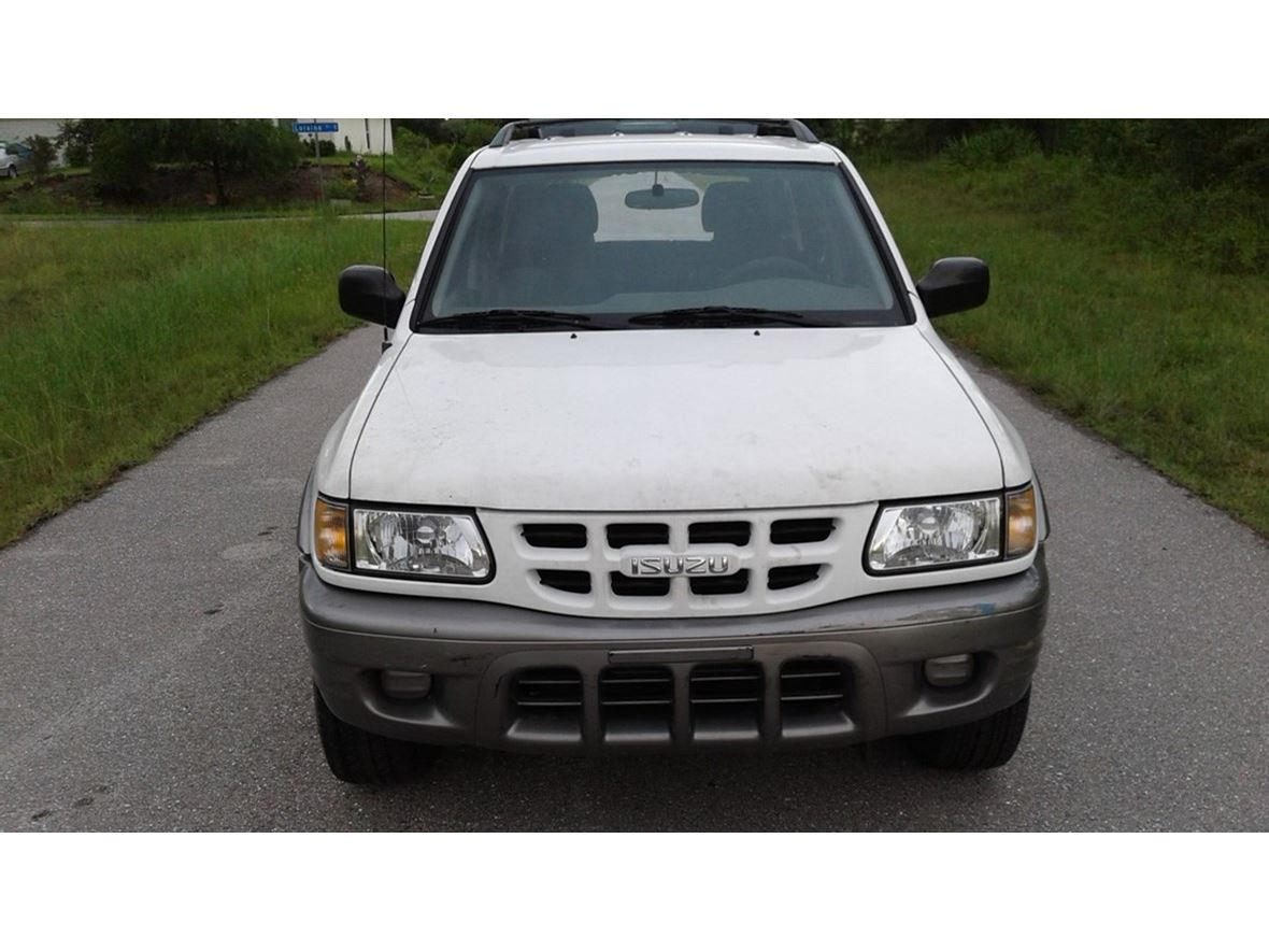 2002 Isuzu Rodeo for Sale by Owner in Lehigh Acres, FL 33976 - $2,700
