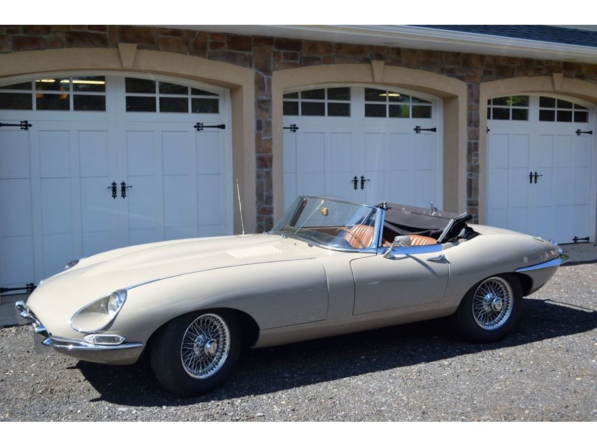 1968 Jaguar E-Type for sale by owner in Linden