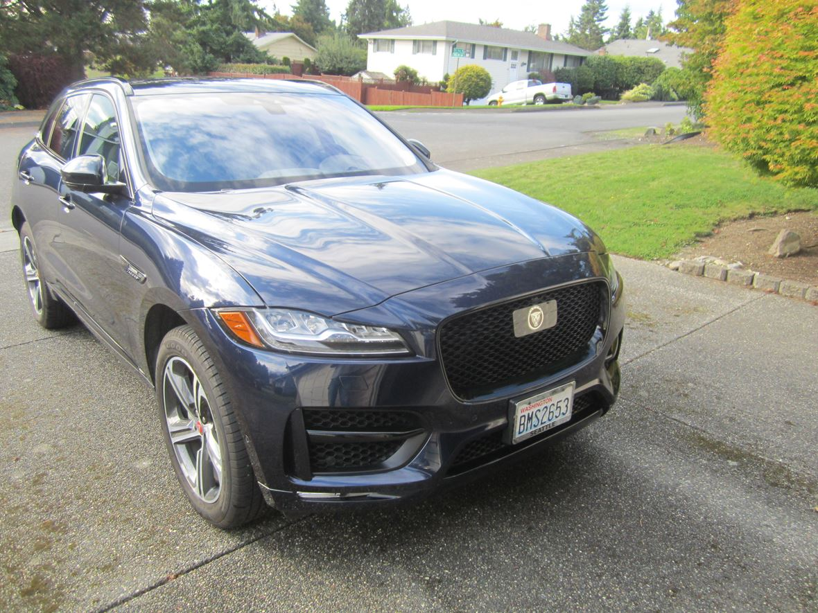 2019 Jaguar F-PACE for sale by owner in Lynnwood