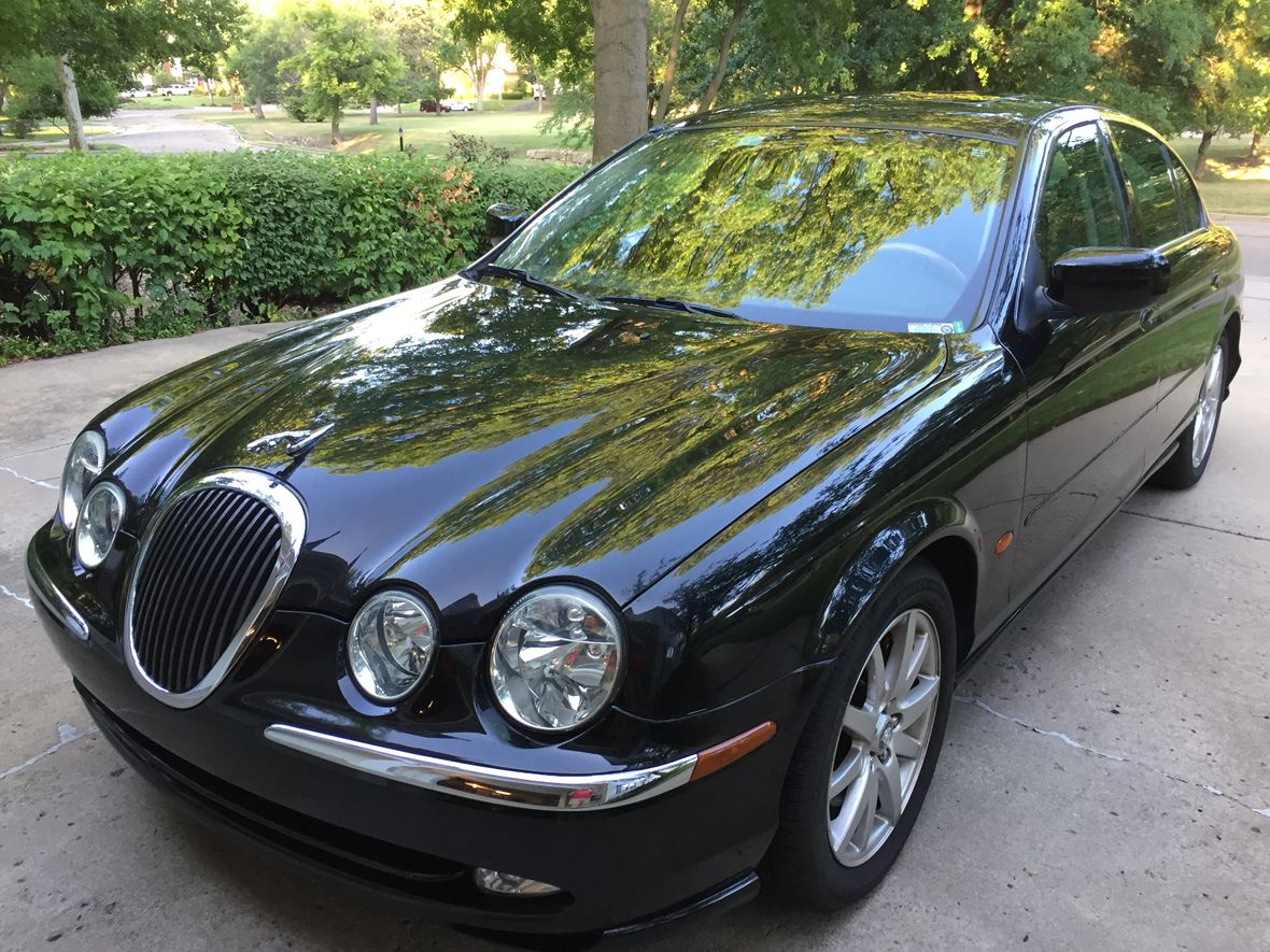 2000 Jaguar S-Type for sale by owner in Topeka