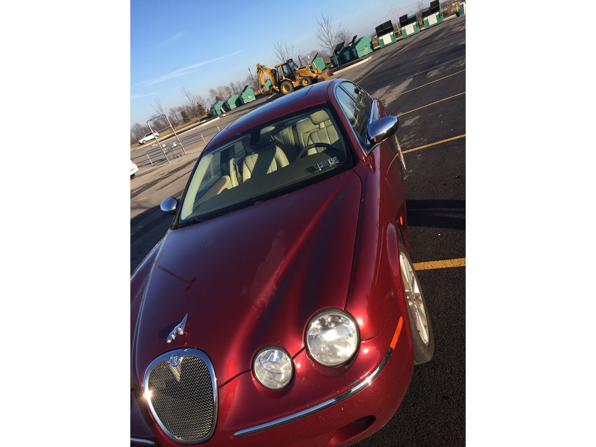 2008 Jaguar S-Type for sale by owner in Waterville
