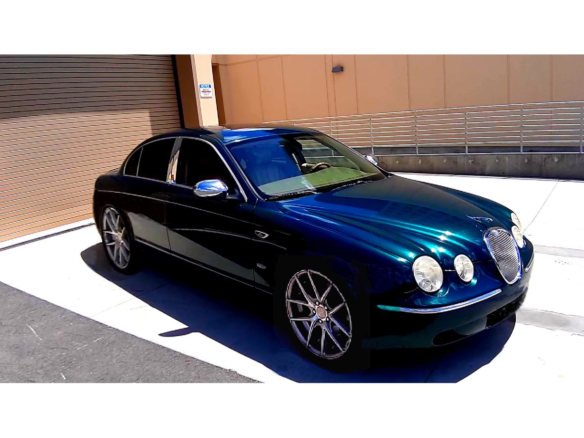 2008 Jaguar S-Type for Sale by Private Owner in Daly City ...