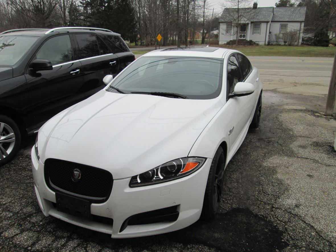 2015 Jaguar XF for sale by owner in Willoughby