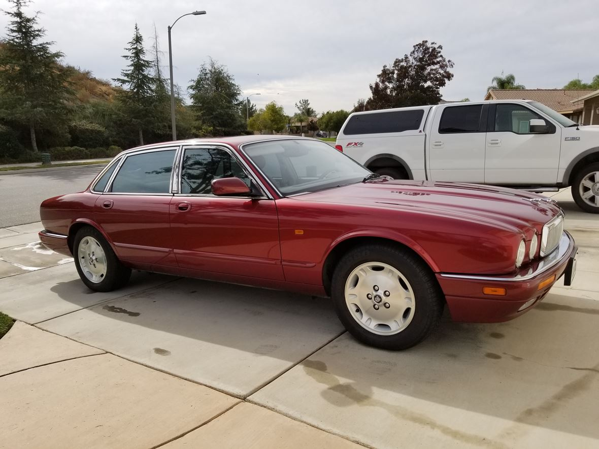 1996 Jaguar XJ6 for sale by owner in Hemet