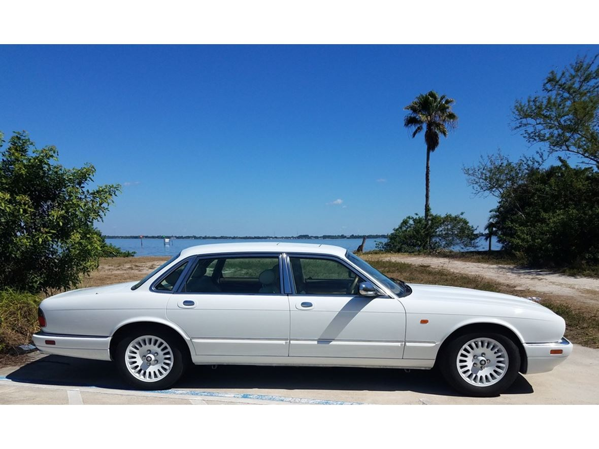 1996 Jaguar XJ6 Vanden Plas For Sale By Owner In Punta Gorda