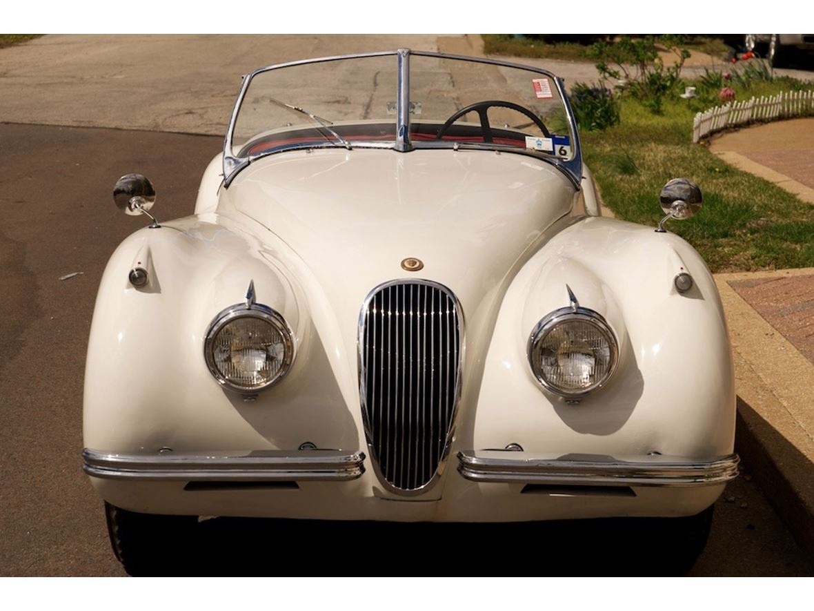 1953 Jaguar XK-Series for sale by owner in Jackson Heights