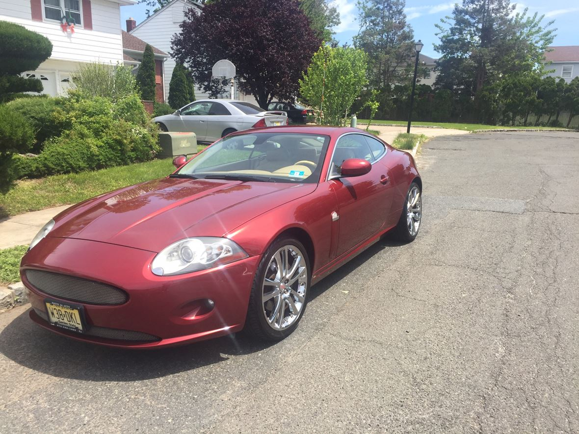 2007 Jaguar XK-Series for sale by owner in Plainfield