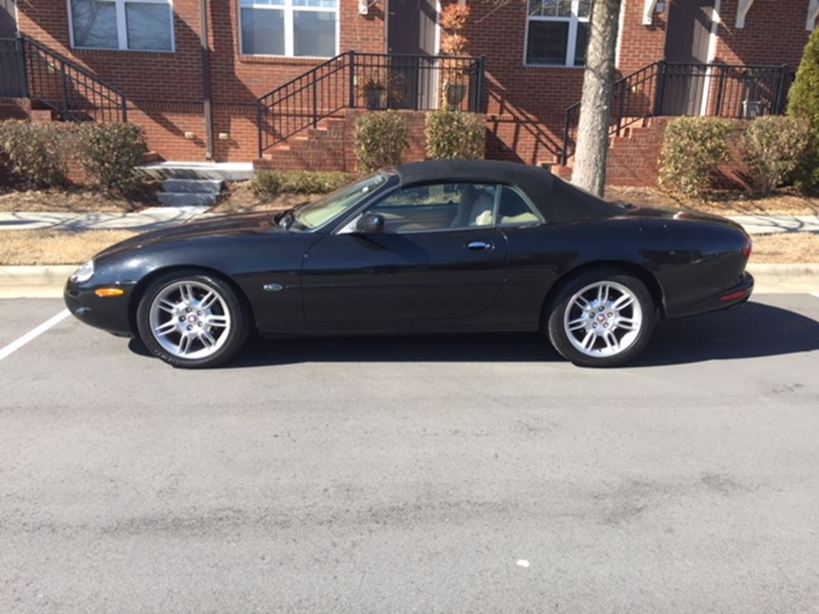 1997 Jaguar XK8 for sale by owner in Mooresville