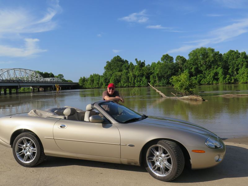 2002 Jaguar XK8 for sale by owner in Trinity