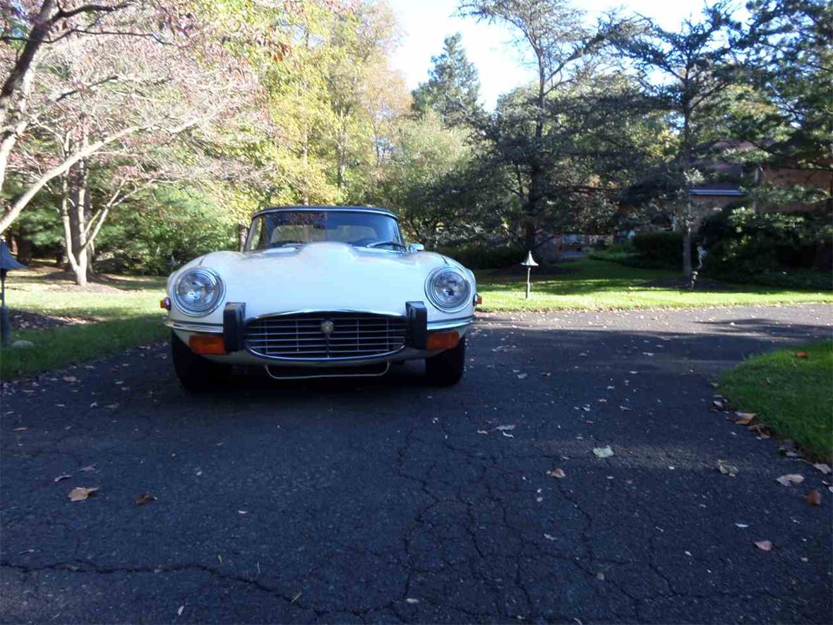 1974 Jaguar Xke For Sale By Owner In Rochester