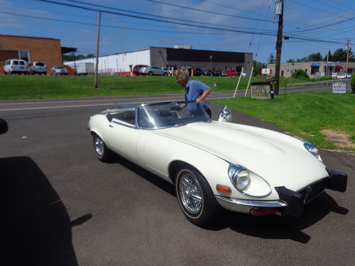 1974 Jaguar XKE for sale by owner in Huntingdon Valley