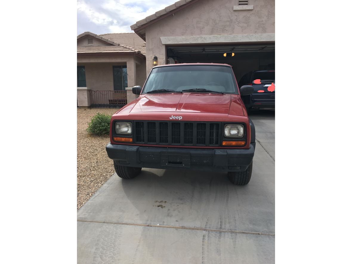 1998 Jeep Cherokee for sale by owner in Queen Creek