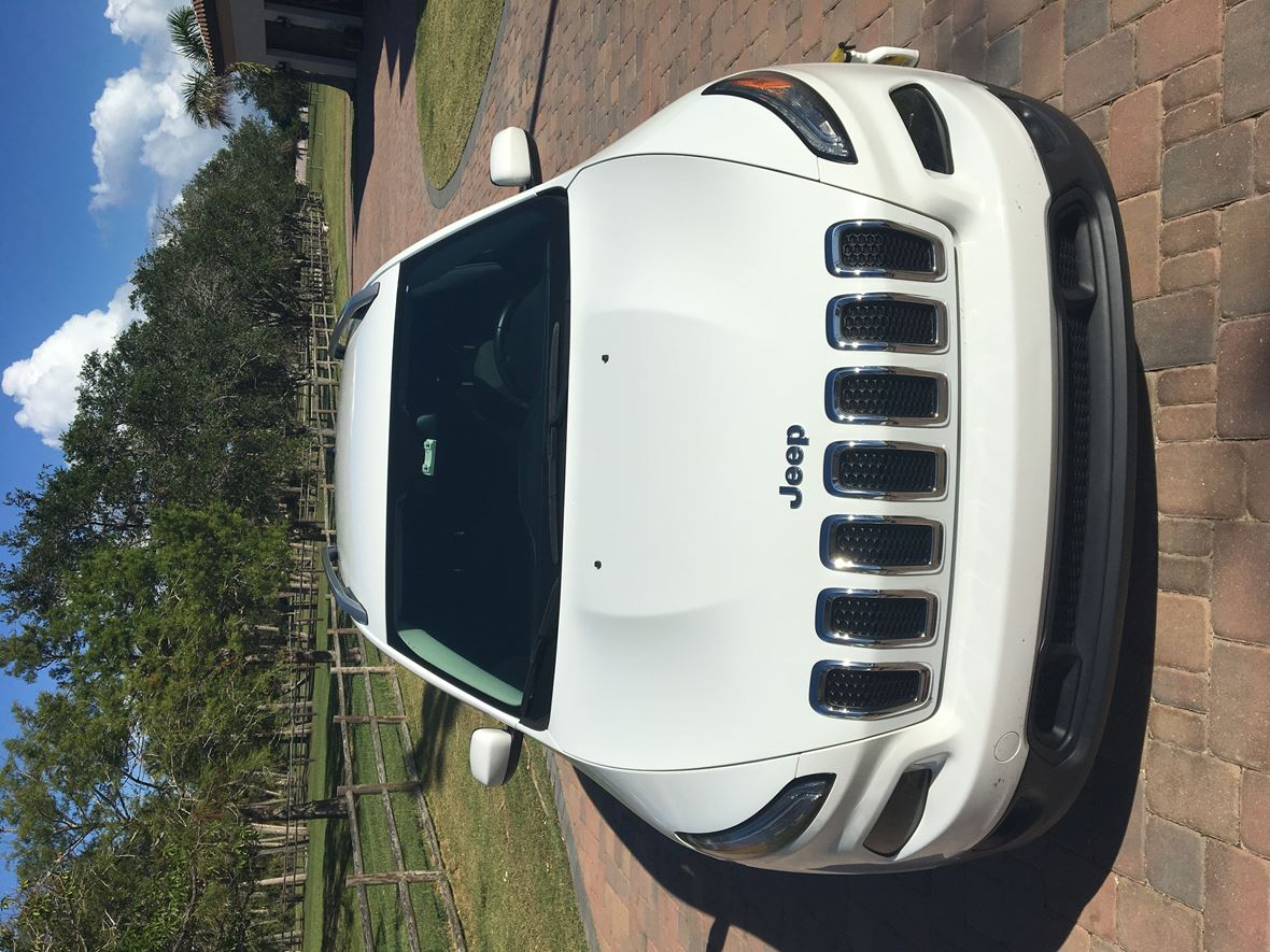 2014 Jeep Cherokee for sale by owner in Merritt Island