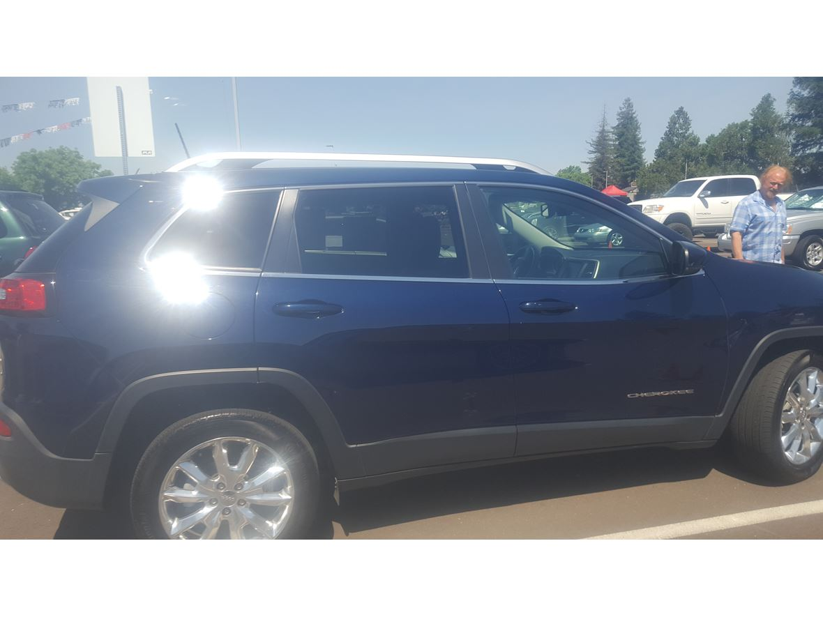 2016 Jeep Cherokee for sale by owner in Lincoln