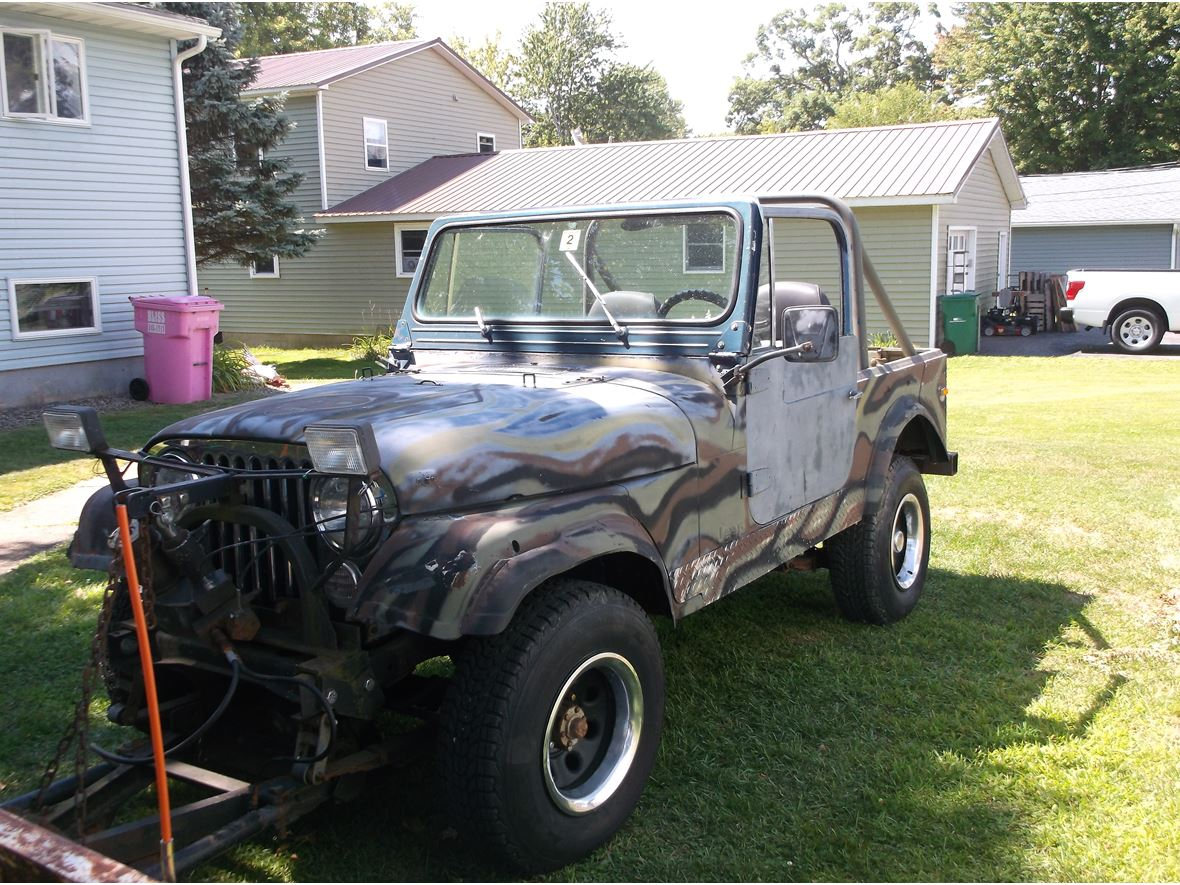 1977 Jeep CJ-7 for sale by owner in Constantia