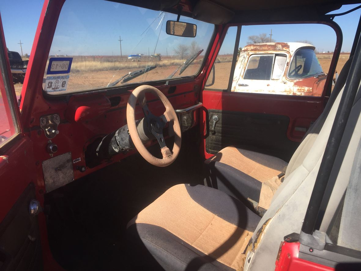 1984 Jeep CJ7 for sale by owner in Smyer