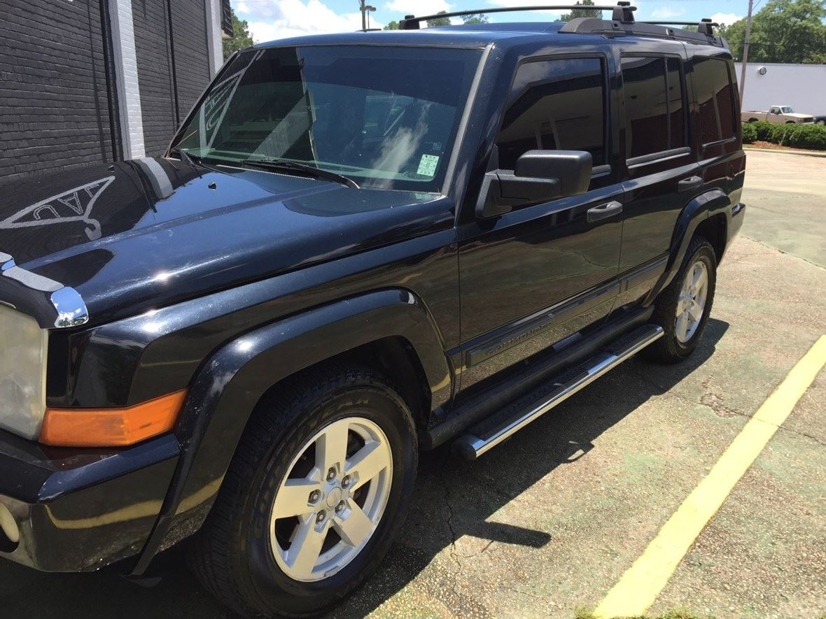 2006 Jeep Commander for Sale by Owner in Hattiesburg, MS 39406 - $6,500