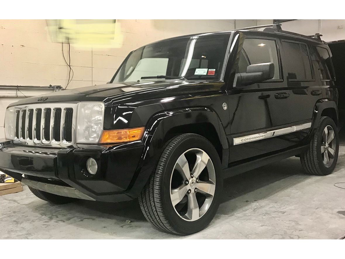2006 Jeep Commander for sale by owner in Ronkonkoma