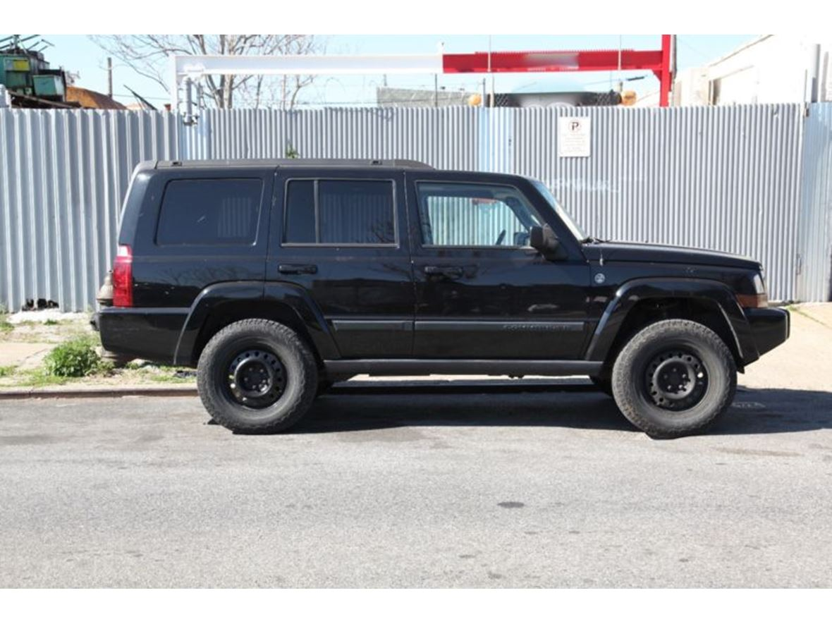 2007 Jeep Commander for sale by owner in Schenevus