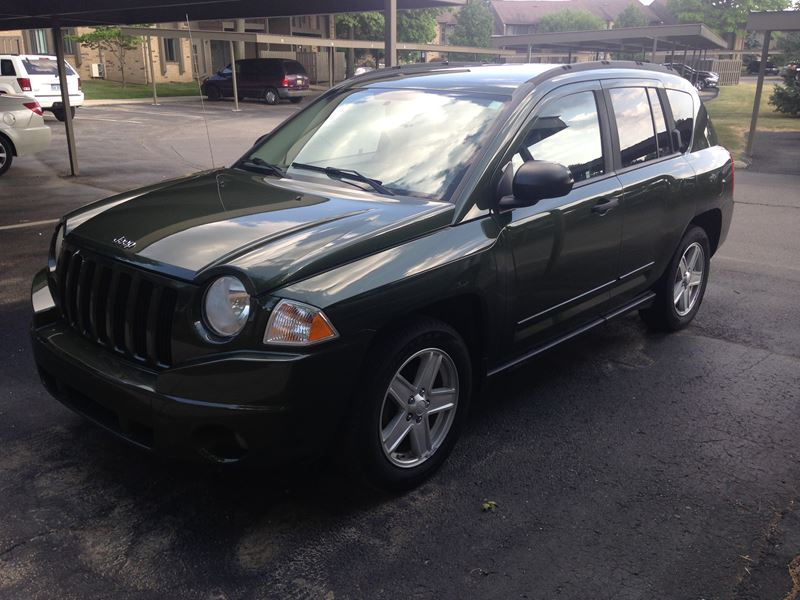 2008 Jeep Compass for Sale by Private Owner in Rochester ...