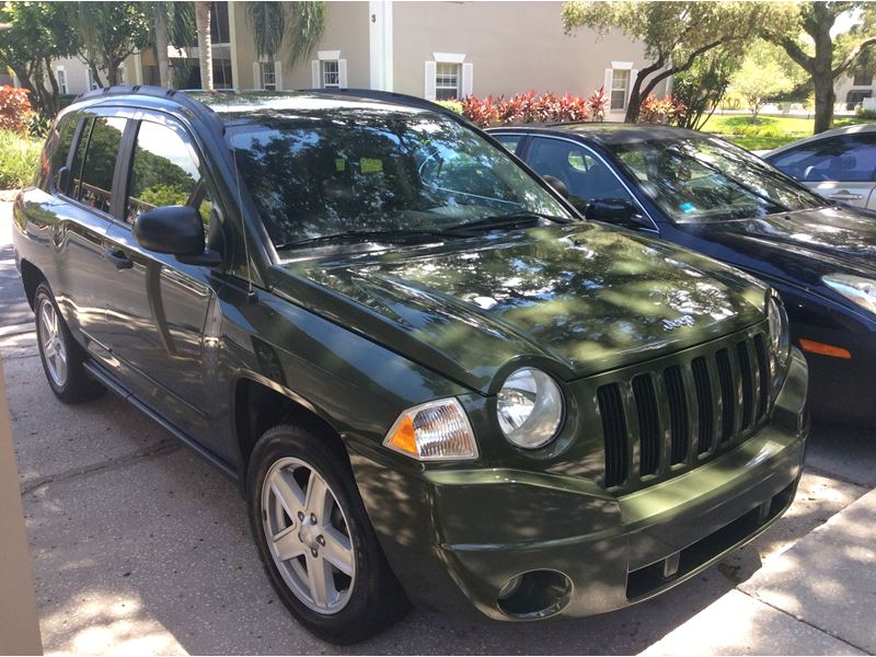 2008 jeep compass for sale by private owner in tampa fl 33612. Black Bedroom Furniture Sets. Home Design Ideas