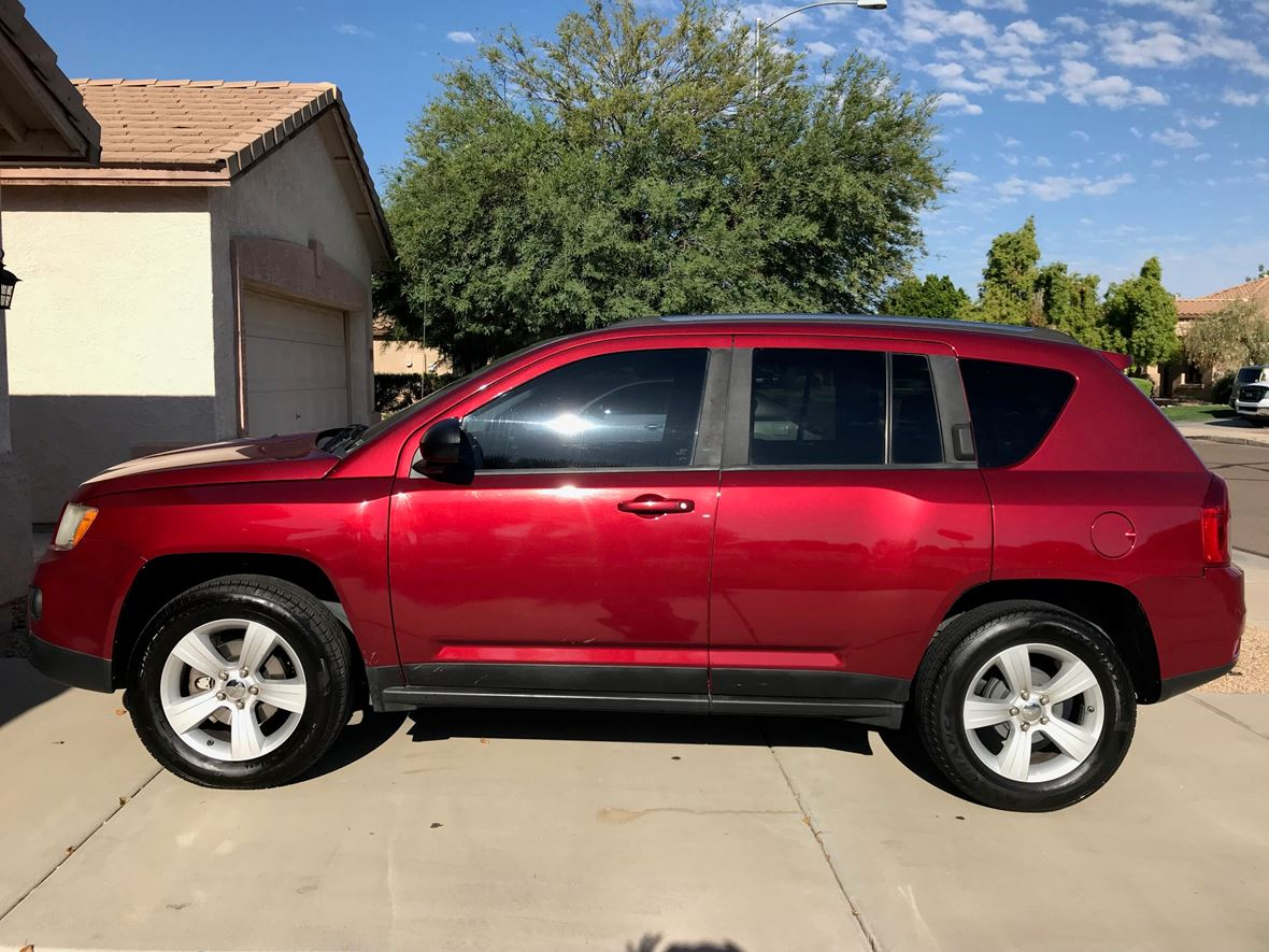 2012 Jeep Compass for Sale by Owner in Peoria, AZ 85382