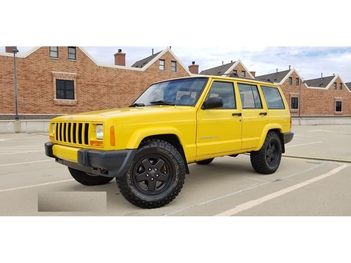 2001 Jeep Grand Cherokee for sale by owner in Provo