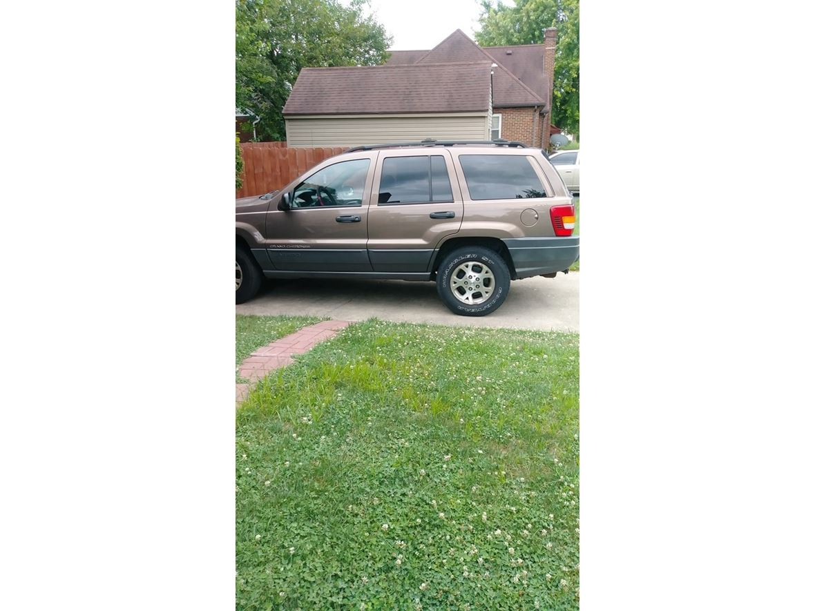2001 Jeep Grand Cherokee for sale by owner in Dayton