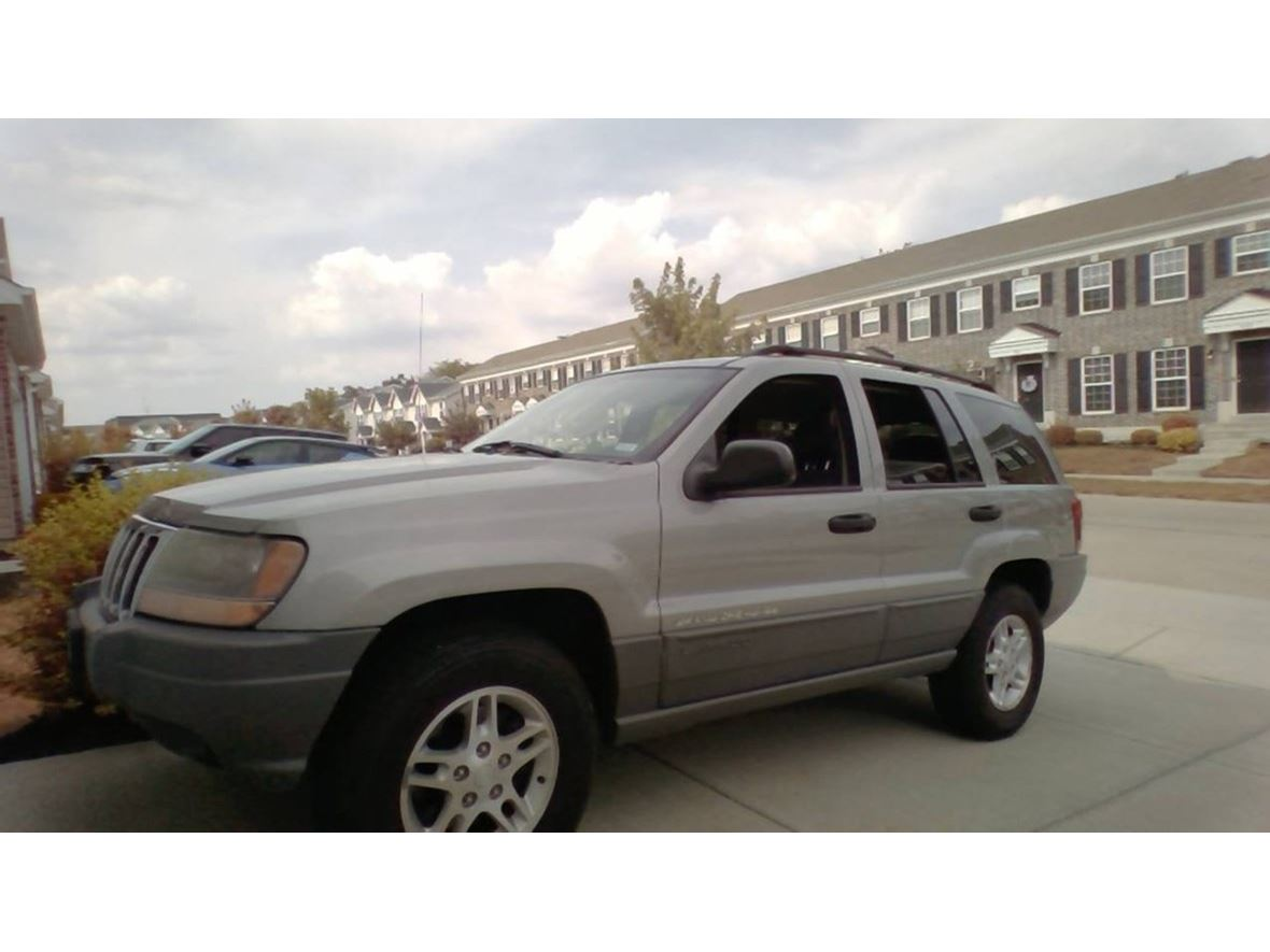 2002 Jeep Grand Cherokee for sale by owner in Saint Louis