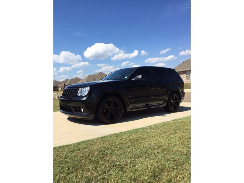 2008 Jeep Grand Cherokee for sale by owner in Jackson
