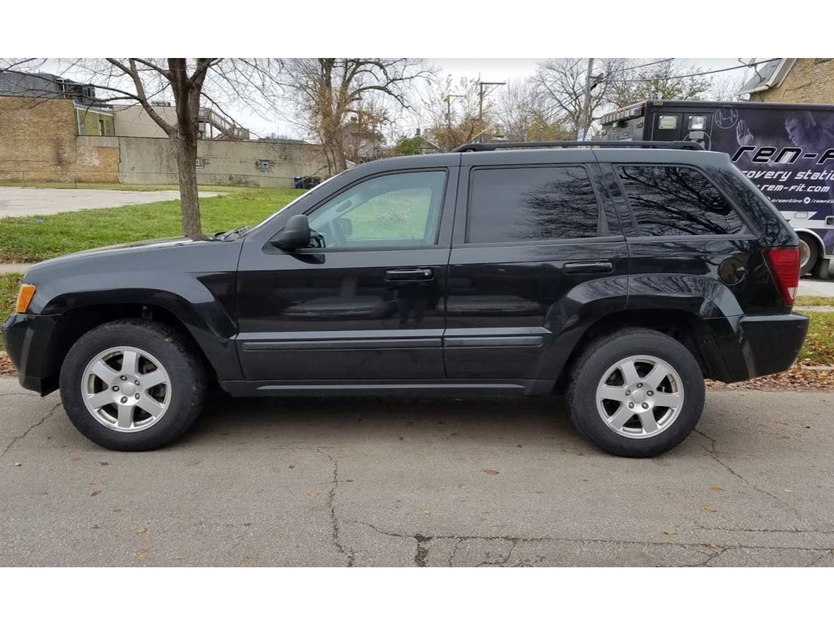 2008 Jeep Grand Cherokee for sale by owner in Chicago