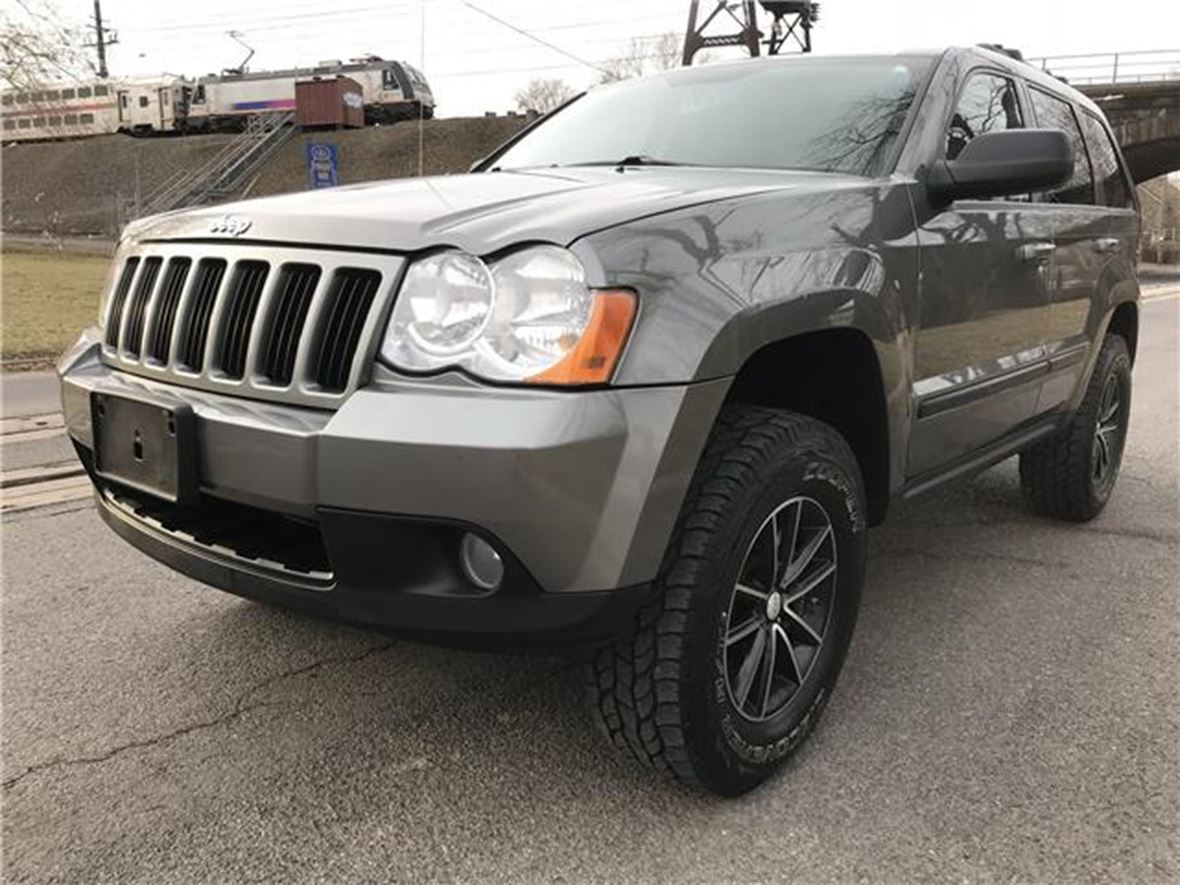 2008 Jeep Grand Cherokee for sale by owner in Ashburn