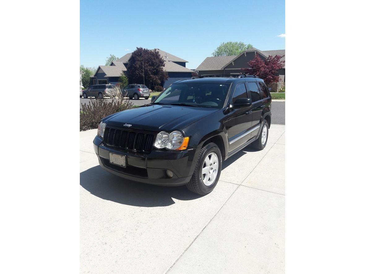 2010 Jeep Grand Cherokee for sale by owner in Spokane