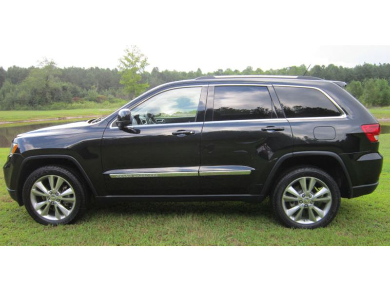2012 Jeep Grand Cherokee for sale by owner in CHEROKEE