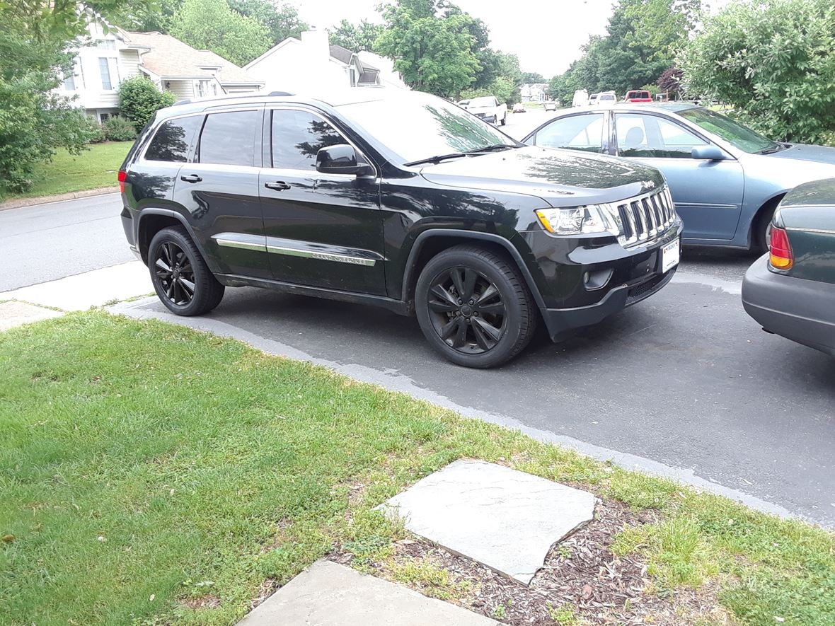 2012 Jeep Grand Cherokee for sale by owner in Sterling