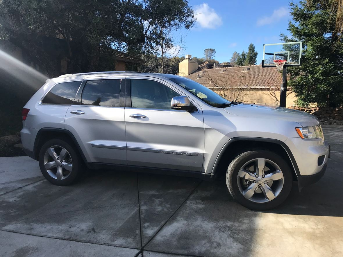 2013 Jeep Grand Cherokee for sale by owner in Chico