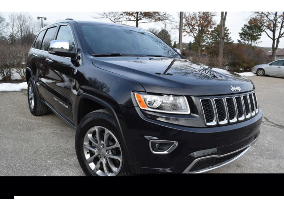 2015 Jeep Grand Cherokee for sale by owner in Temperance
