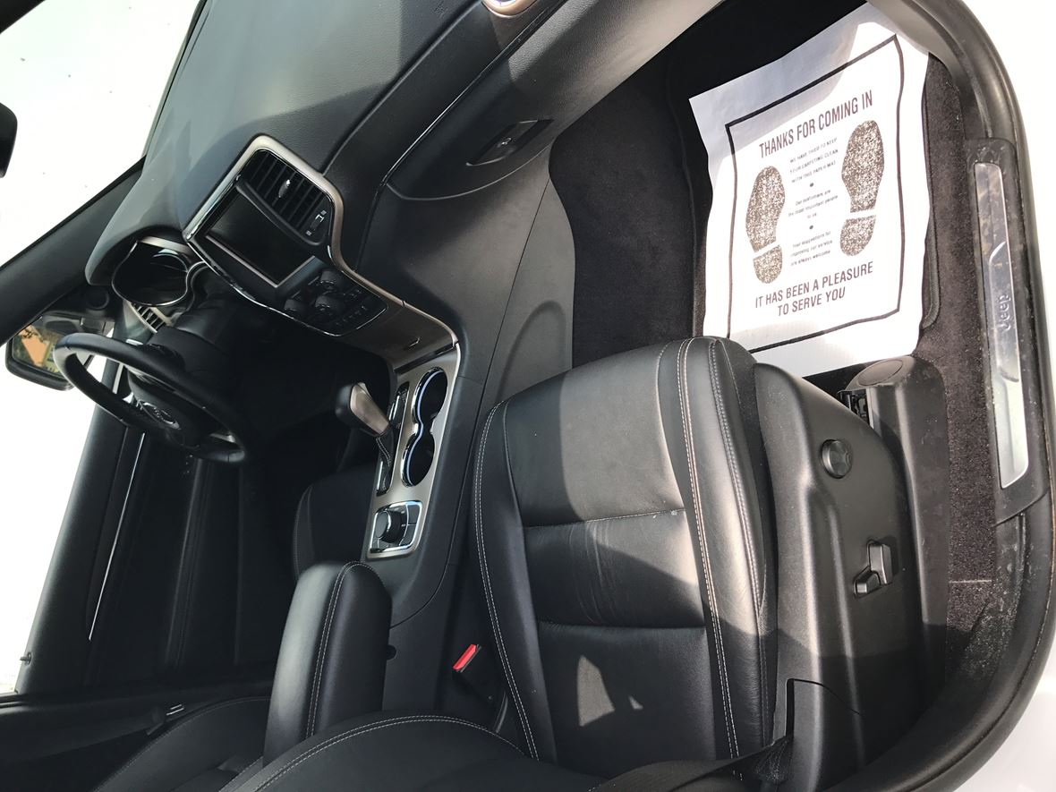 2016 Jeep Grand Cherokee for sale by owner in Statesville