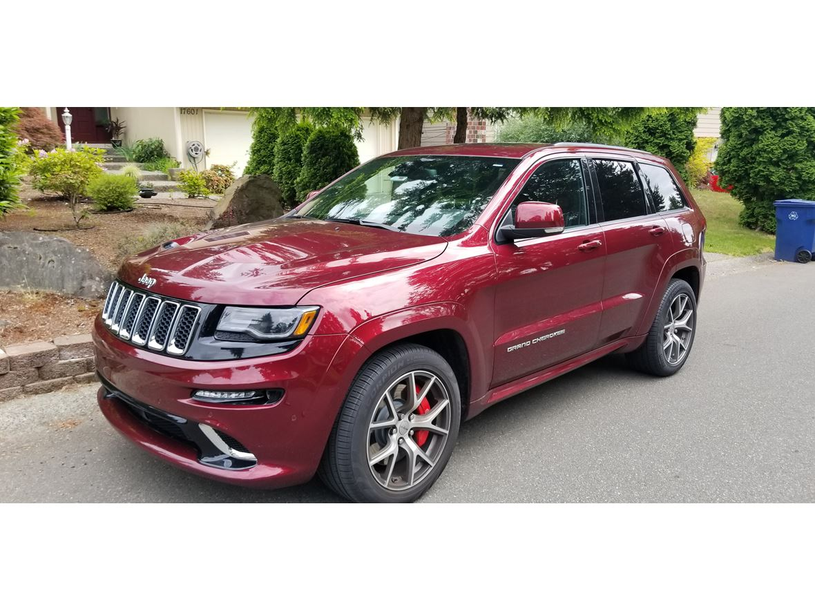 Jeep Cherokee Srt8 For Sale >> 2016 Jeep Grand Cherokee Srt8 For Sale By Owner In Alexandria Mn 56308 58 000