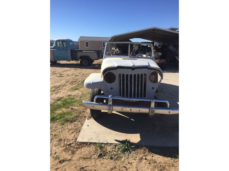 1949 Jeep jeepster for sale by owner in LANCASTER