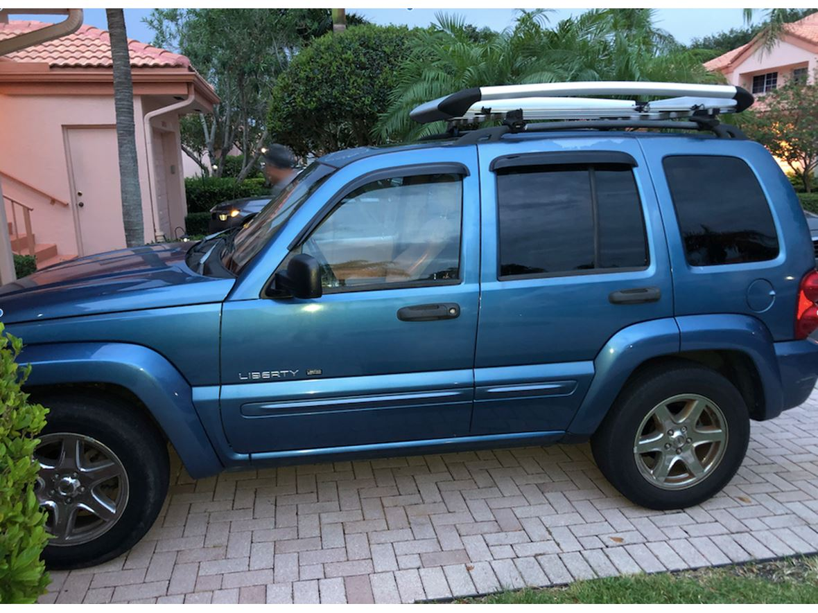 2003 Jeep Liberty for sale by owner in Boca Raton