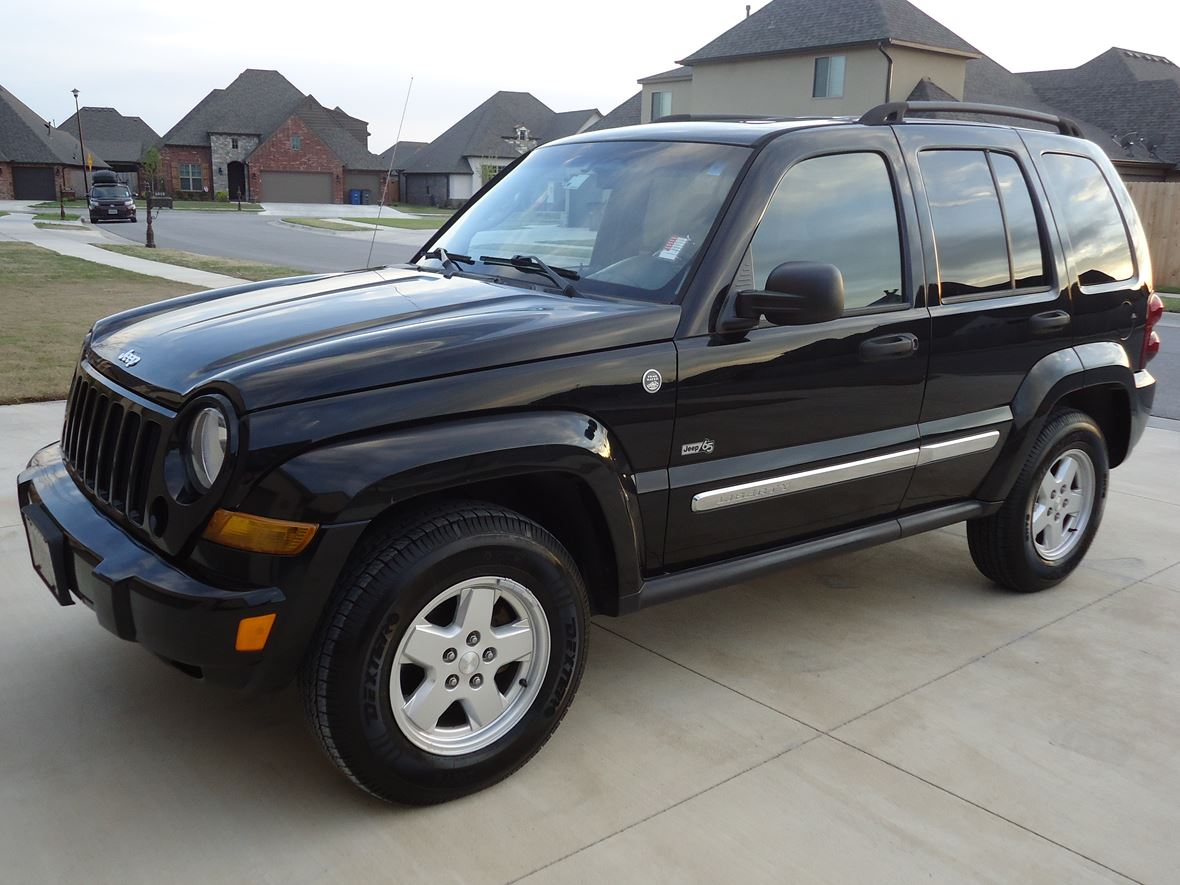 2006 Jeep Liberty for sale by owner in Tulsa