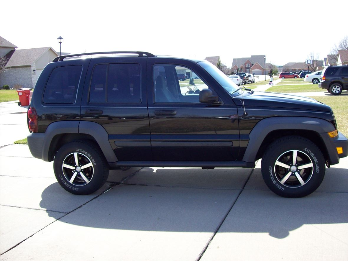 2007 Jeep Liberty for sale by owner in New Baltimore