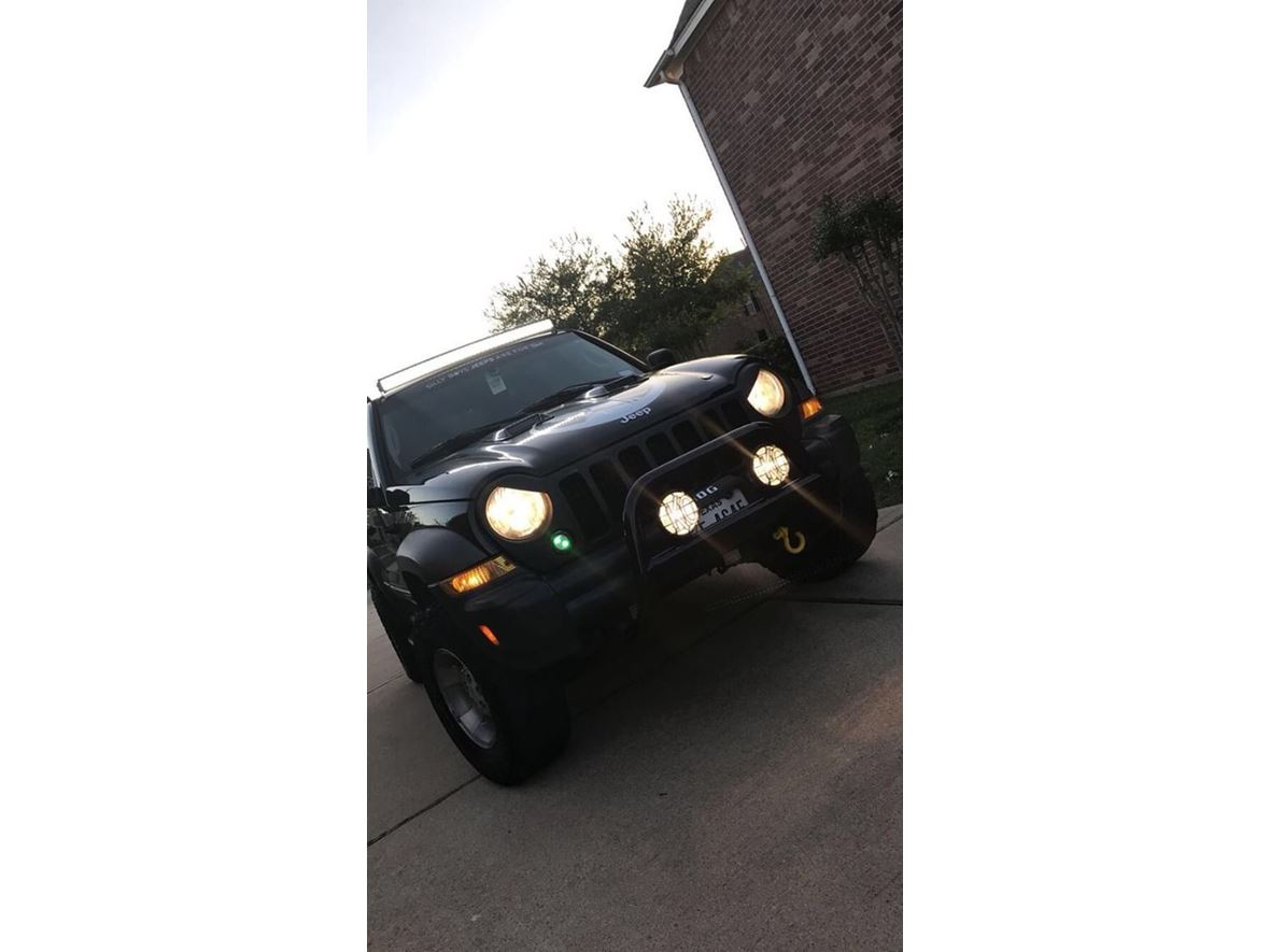 2007 Jeep Liberty for sale by owner in Sugar Land