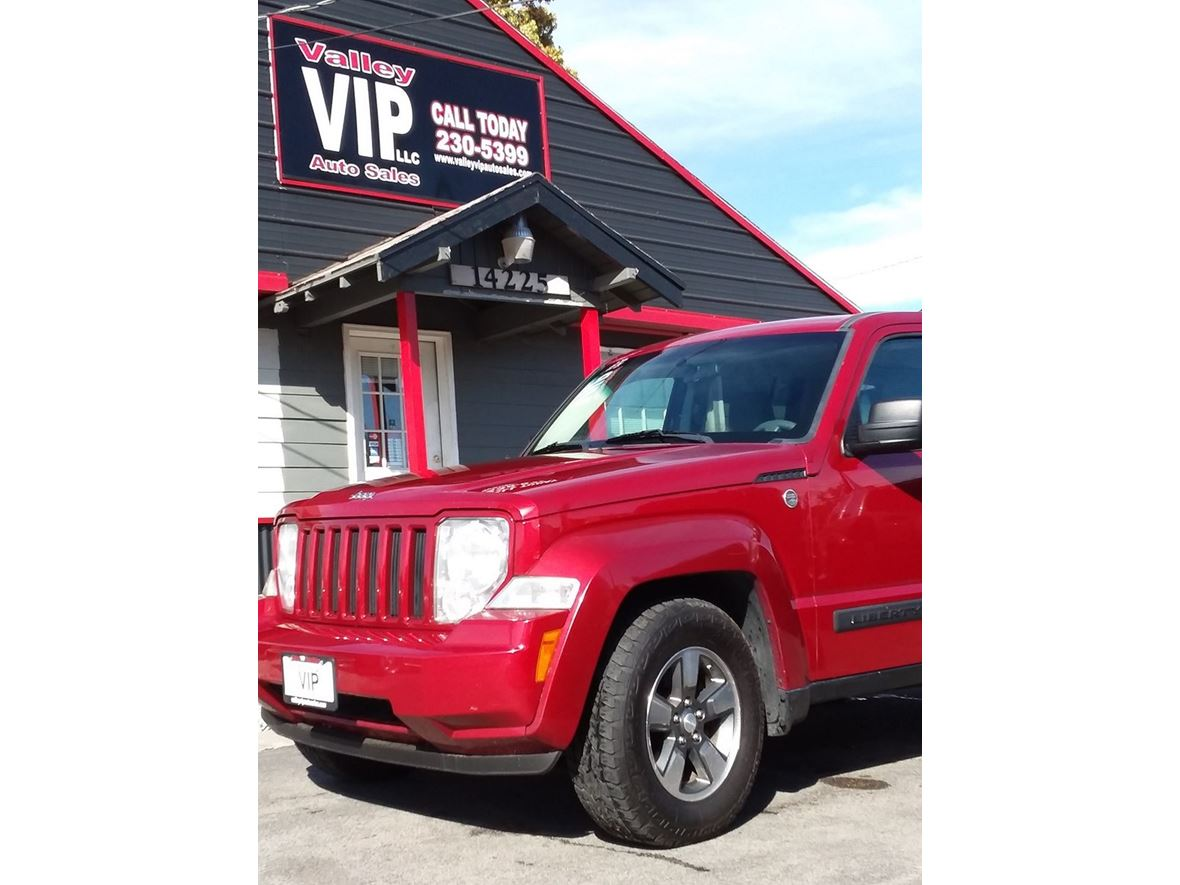 2008 jeep liberty for sale by owner in spokane wa 99216. Black Bedroom Furniture Sets. Home Design Ideas