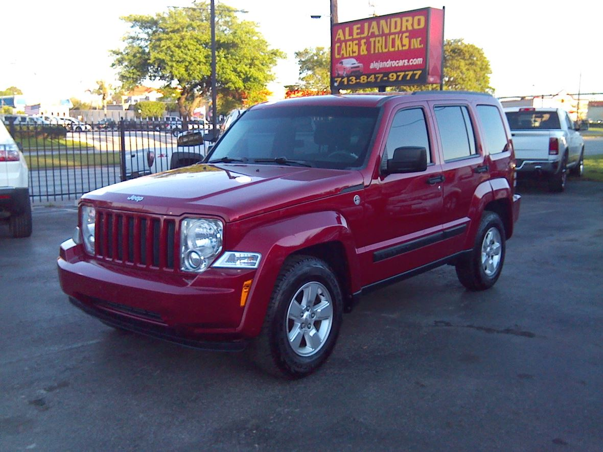 Used Cars Houston By Owner >> 2010 Jeep Liberty For Sale By Owner In Houston Tx 77299 8 900